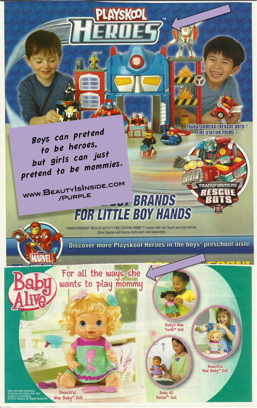 Playskool & Hasbro