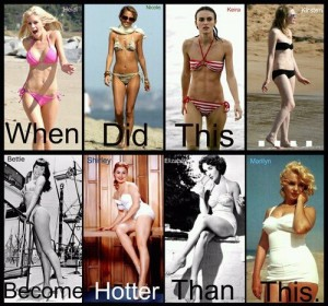 When did this... become hotter than this.