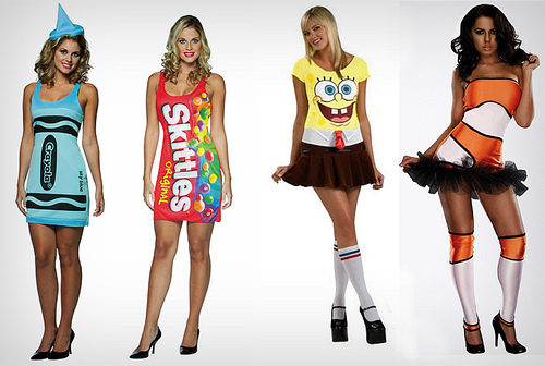 sc 1 st  Beauty Is Inside & The Scariest Halloween Costumes of All - Beauty Is Inside
