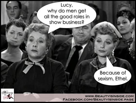 on oct 10 2012 in beauty is inside memes celebrities media sexism tv