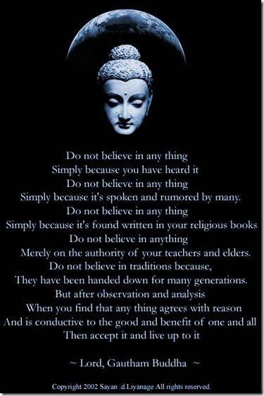 Buddha Wisdom - Beauty Is Inside